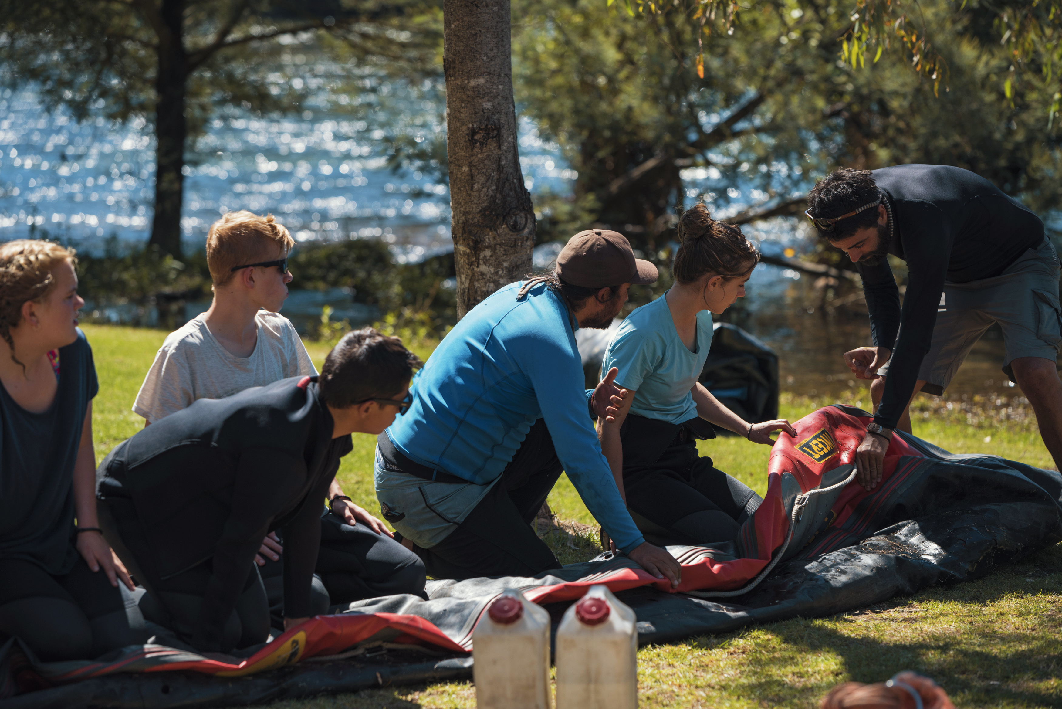 OEG Week 1 2018 (Eildon, rafting)-2891