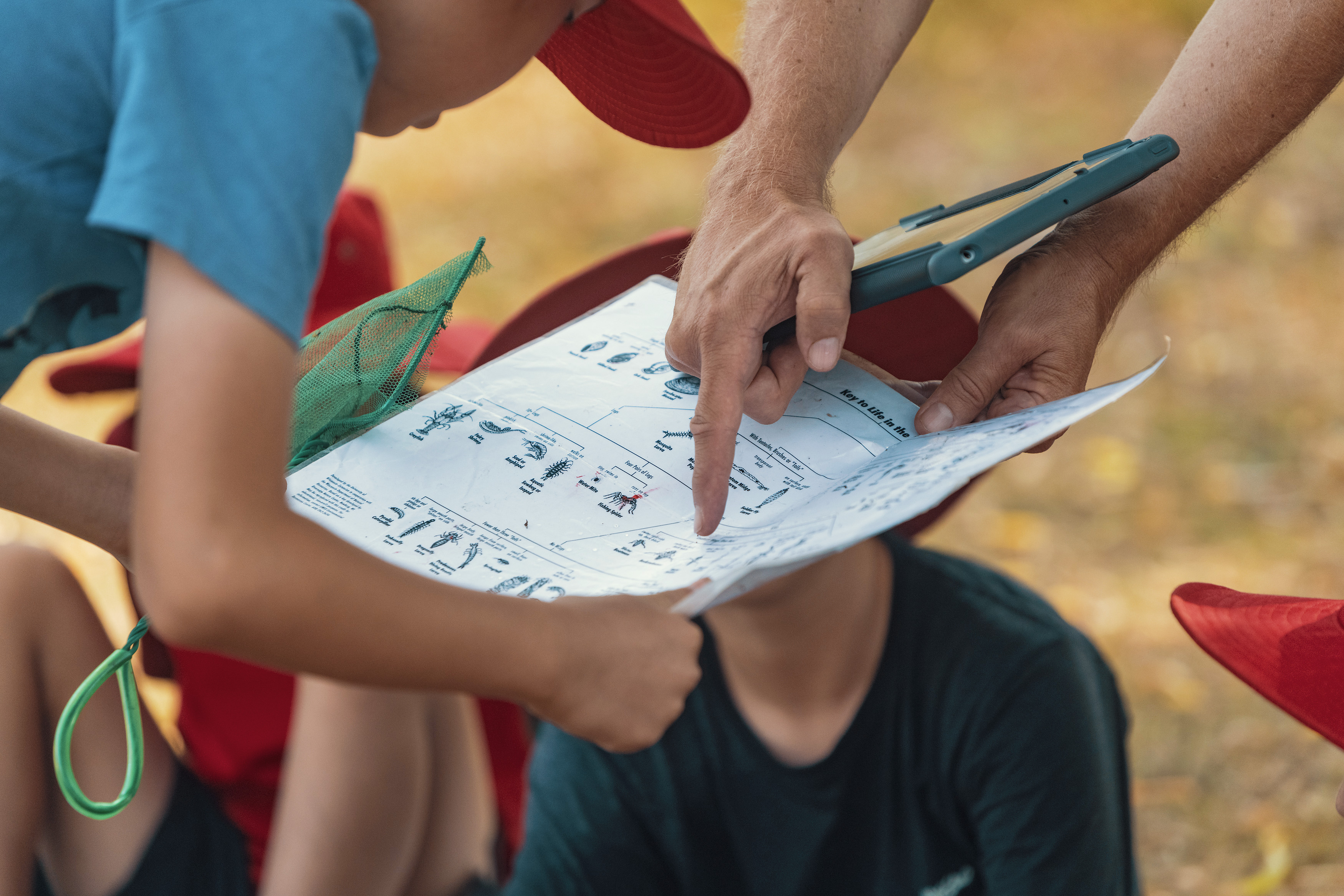 Your Responsibilities - Outdoor Educator Camps